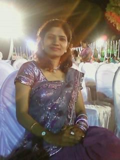 Maratha Widow Widower Bride from Nashik [ 1156 ]