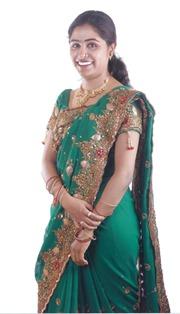 Maratha Unmarried Bride from Ahmednagar [ 1383 ]